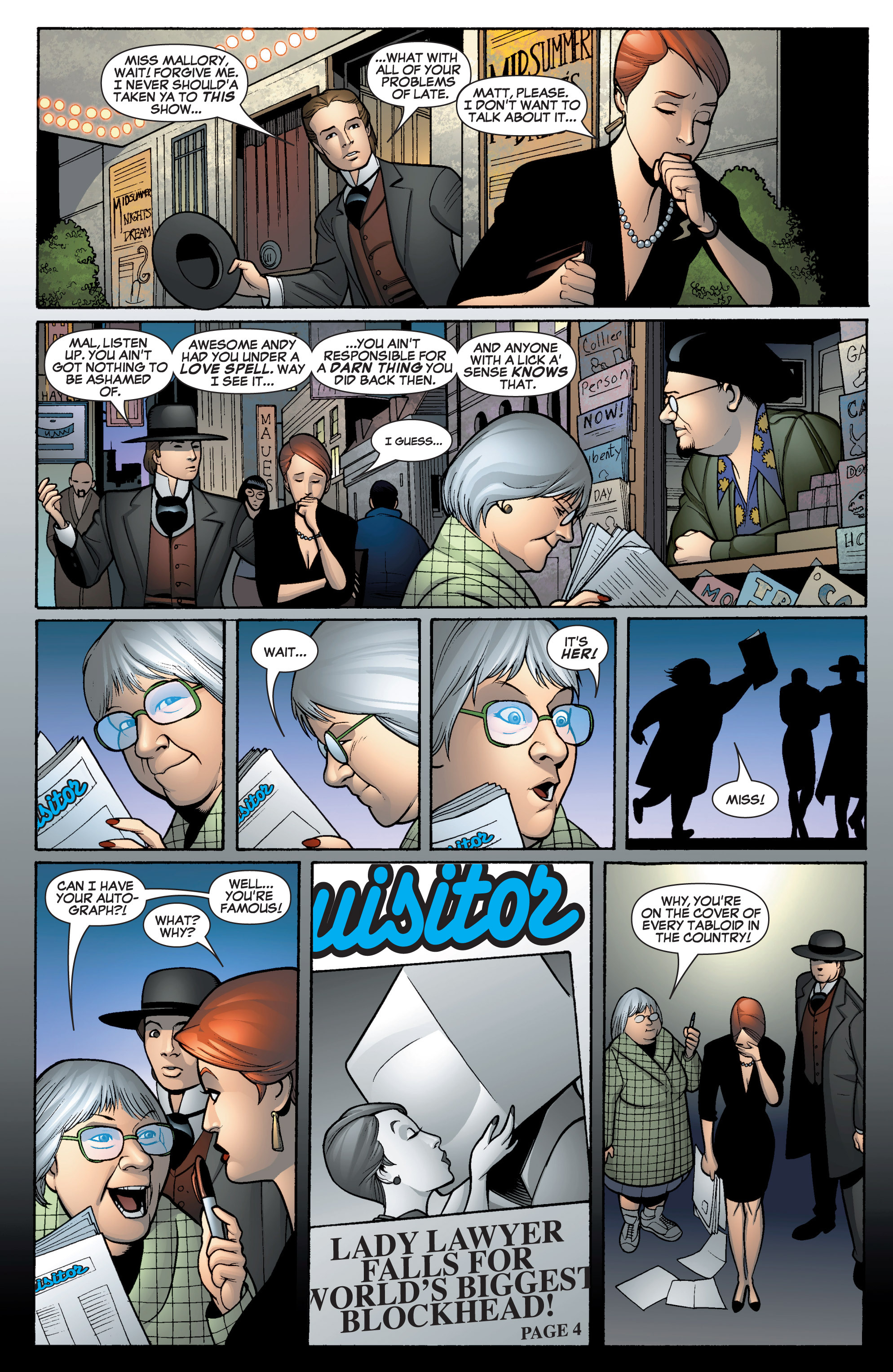 Read online She-Hulk (2005) comic -  Issue #16 - 21