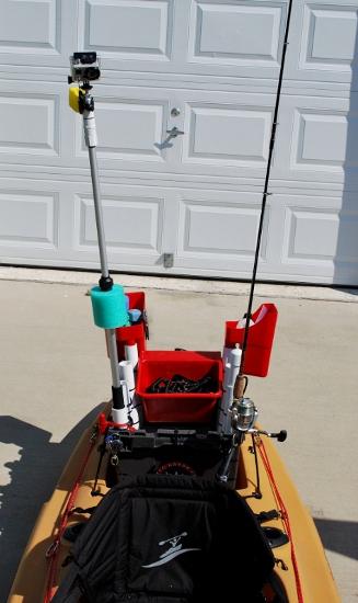 fishing chair with pole holder larry kayak palmetto fishing: diy telescoping camera