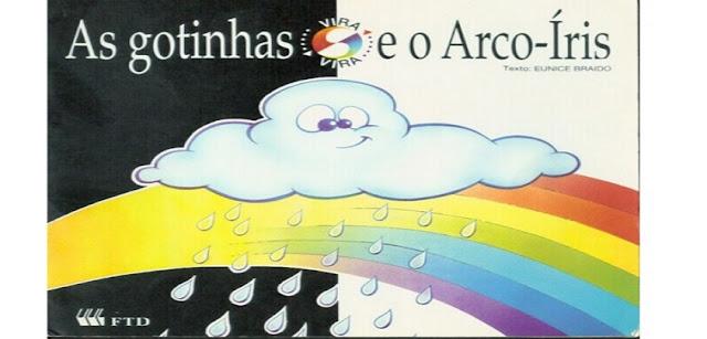 Baixe o livro 'As gotinhas e o arco-íris'