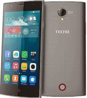 Tecno L6 Stock ROM or scatter file