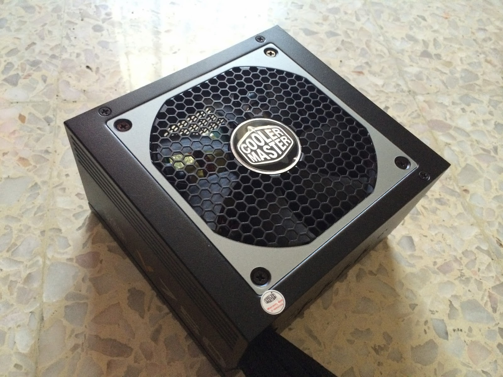 Cooler Master V750S Power Supply Unboxing & Overview 23