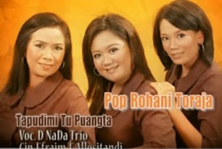 Download Lagu Tapudi Tu Puangta (D'Nada Trio)
