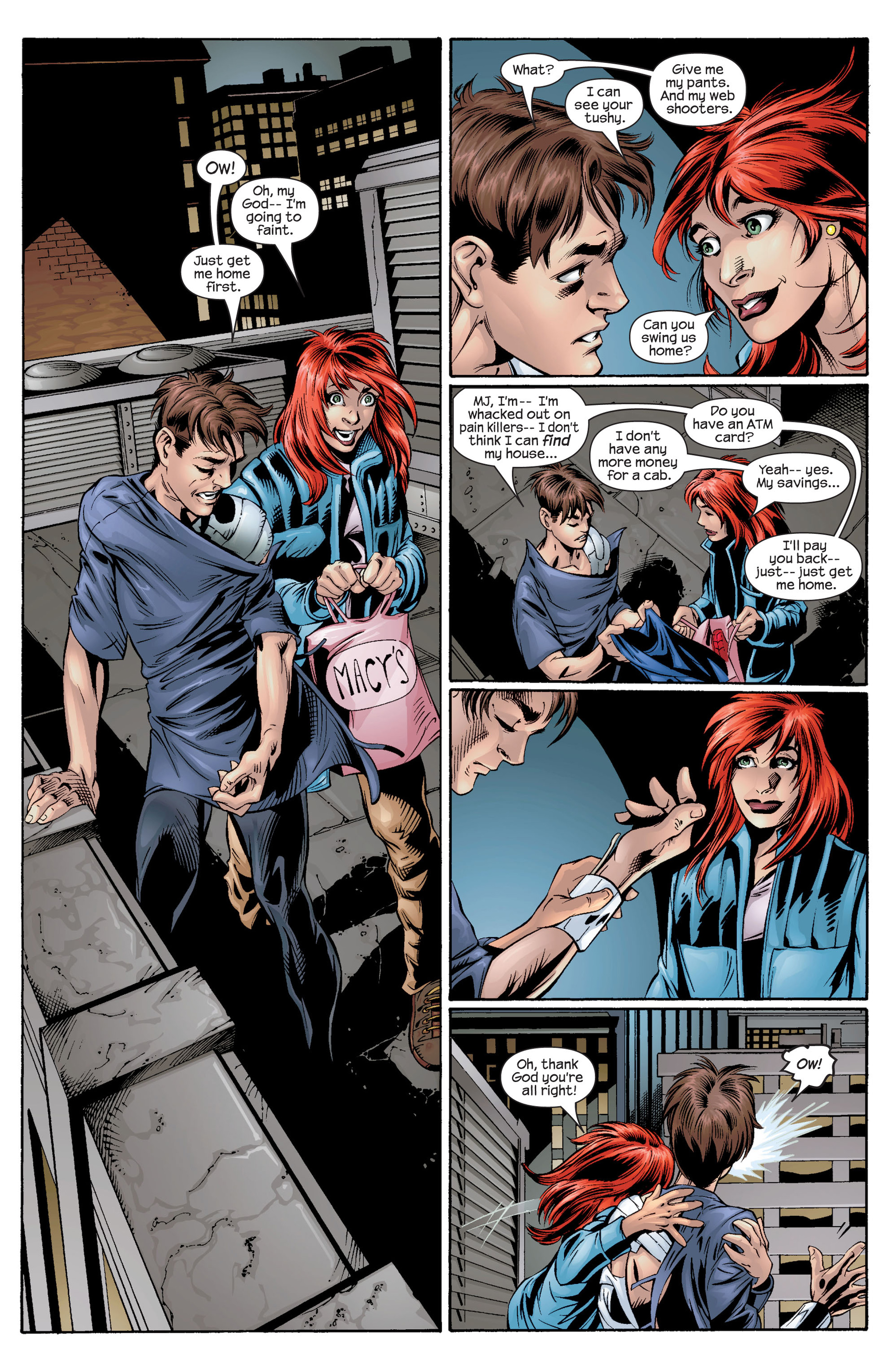 Read online Ultimate Spider-Man (2000) comic -  Issue #30 - 20