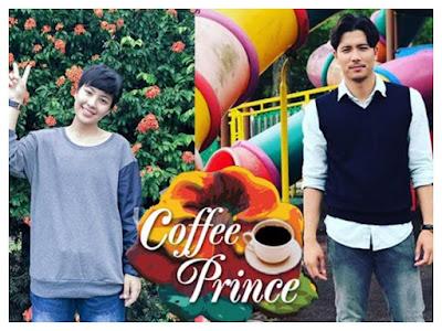 Sinopsis Drama My Coffee Prince Lakonan Janna Nick dan Fattah Amin