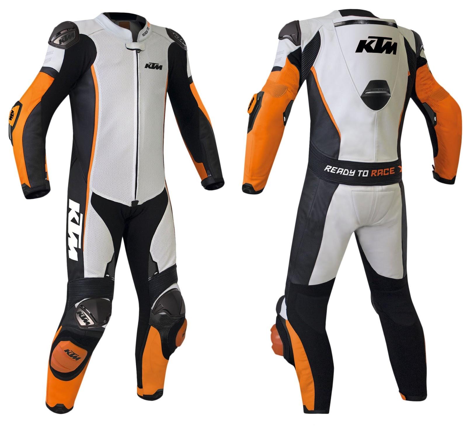 Personaliza el mono de cuero KTM a tu gusto - Fénix Moto – Noticias ...