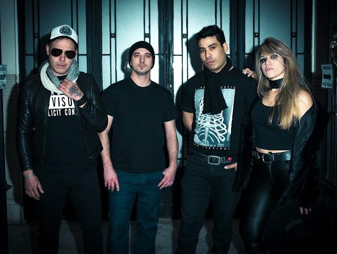 """La banda Argentina ANNA estrena nuevo clip titulado """"DESANGELADO"""" y lo tenés acá primero."""