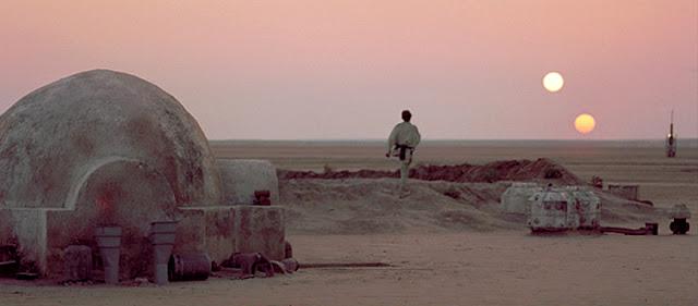 Tatooine - Guerra nas Estrelas