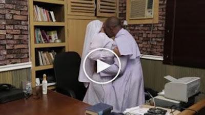 Father Stephen Okello sleeping with other women