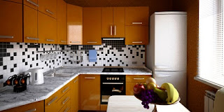 diseño cocina pequeña