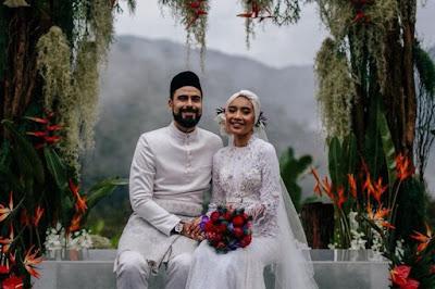 Perkahwinan Artis Malaysia 2018, Penceraian Dan Perkahwinan Artis Malaysia 2018, Pernikahan Artis Malaysia, Selebriti Malaysia, Penyanyi, Pelakon, Yuna Kahwin, Perkahwinan Yuna dan Adam Sinclair,