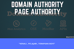 Cara Meningkatkan Domain Authority (DA) dan Page Authority (PA) Blog