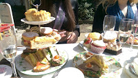 Cuthbert's afternoon tea, liverpool