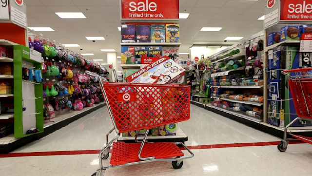 Supermercado Target em Miami