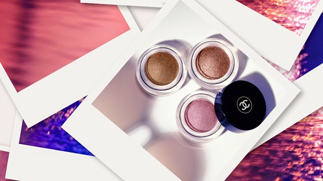 CHANEL make up summer 2014 collection Reflets d'été