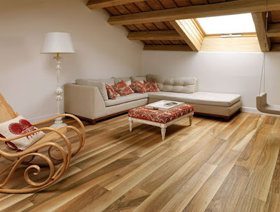Timeless Hardwood Floor