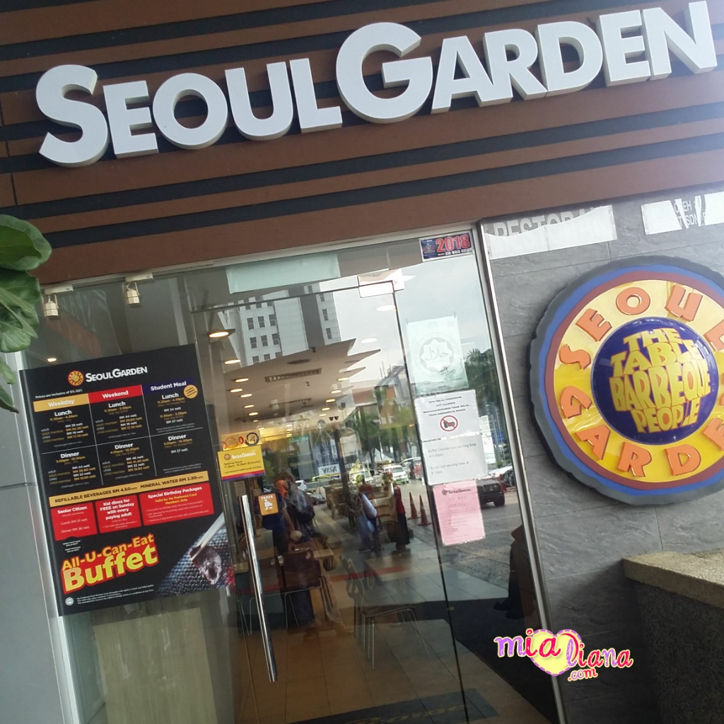 Jom Tengok Moment Luncheon Kami Kat Seoul Garden Plaza Angsana Johor