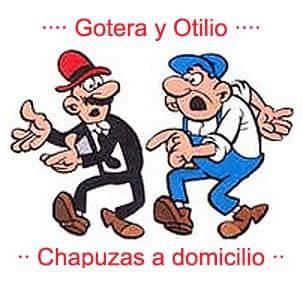 Pepe Gotera, Otilio, chapuzas a domicilio
