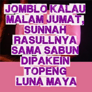 Gambar Foto DP BBM Status Lucu Malam Jumat | Caption ...