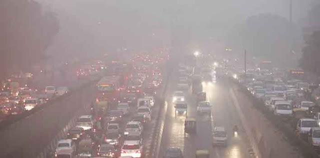 दिल्ली में प्रदूषण सुरक्षित सीमा से 20 गुना अधिक