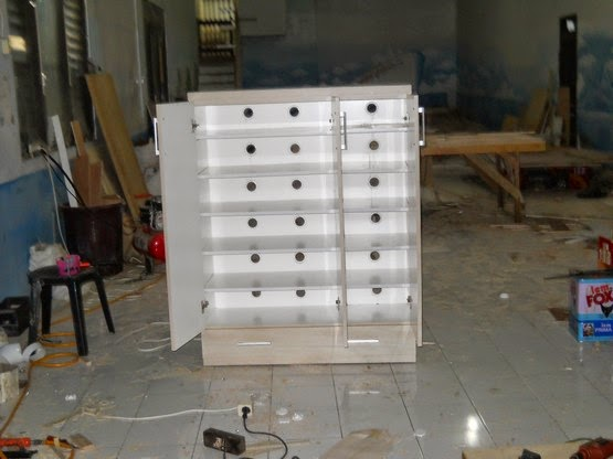 Storage - Custom Furniture Kantor Semarang
