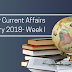 Weekly Current Affairs February 2018- Week I