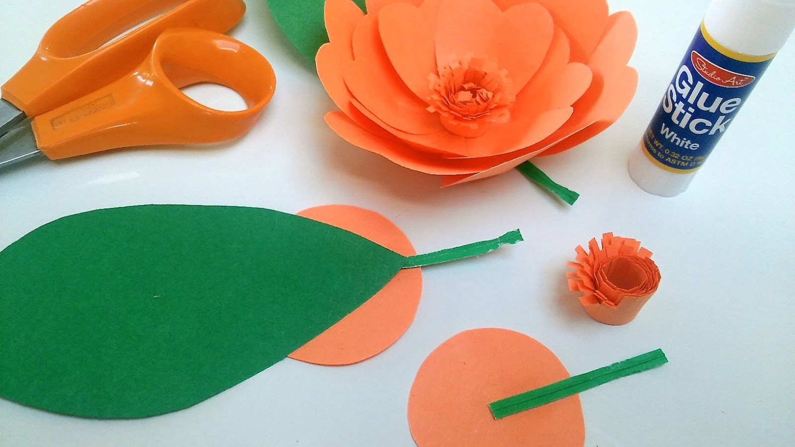 At Home With The Loverbees Easter Egg Paper Flower Garland