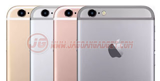 iPhone 6S BM warna Gold, Silver, RoseGold dan space Grey