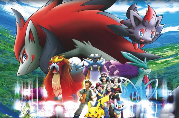 Pokémon: Zoroark: El Maestro de Ilusiones (2.6GB) (HDL) (Latino) (Mega)