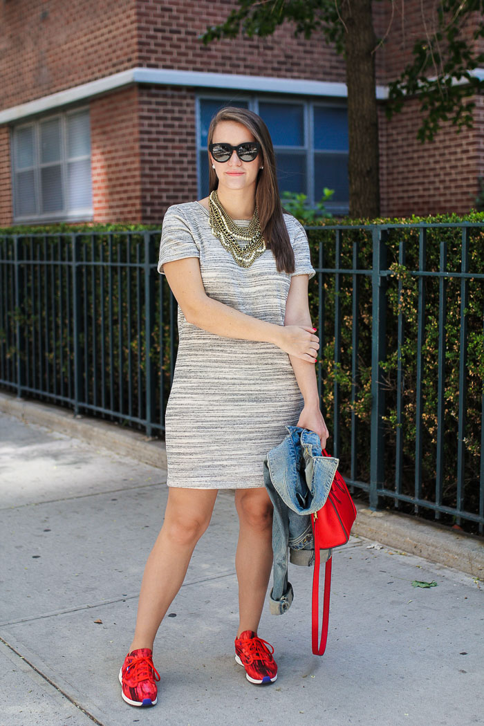 Krista Robertson, Covering the Bases, Travel Blog, NYC Blog, Preppy Blog, Style, Fashion Blog, Preppy Looks, Chelsea, NYC, Summer Must Haves, Casual Summer Fashion, Casual Style, NYC Street Style, Summer Essentials, Reebok Red Sneakers