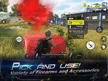 Alat Pelengkap Tambahan Senjata Bagian 2 di Rules Of Survival