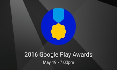 Nominasi Aplikasi dan Game Android Terbaik Google Play Awards 2016