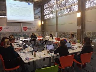 Τα Εκπαιδευτήρια ΠΛΑΤΩΝ στο στο Στρασβούργο και στην Ιταλία