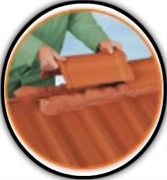 faitière de faitage de toit
