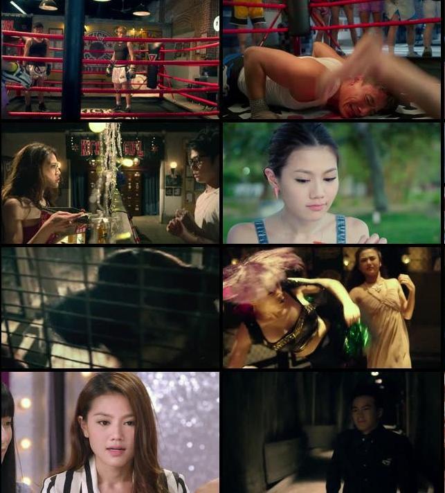Kick Ass Girls 2013 Dual Audio Hindi 720p BluRay