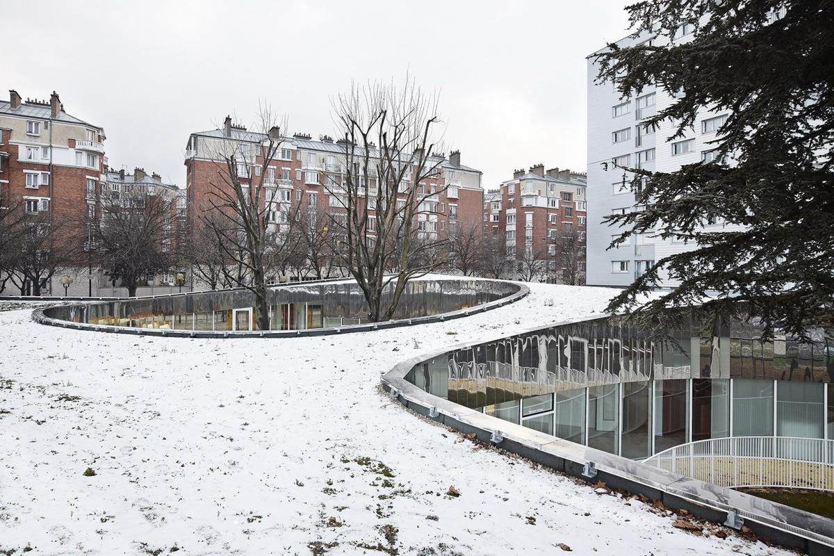 Binet Nursery Paris