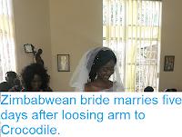 https://sciencythoughts.blogspot.com/2018/05/zimbabwean-bride-marries-five-days.html
