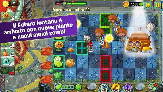 -GAME-Plants vs. Zombies™ 2