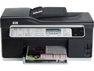 Picture HP Officejet Pro L7555 Printer