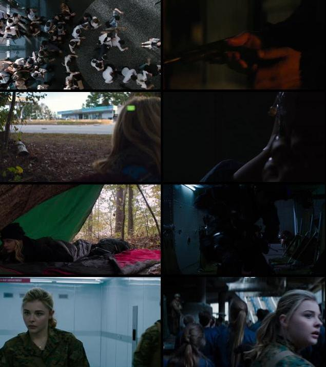The 5th Wave 2016 English 720p BRRip ESubs