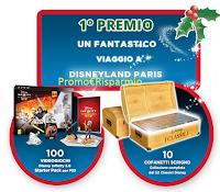 Logo Vinci Box DVD o Starter Pack per Playstation3 e un viaggio a Disneyland Paris
