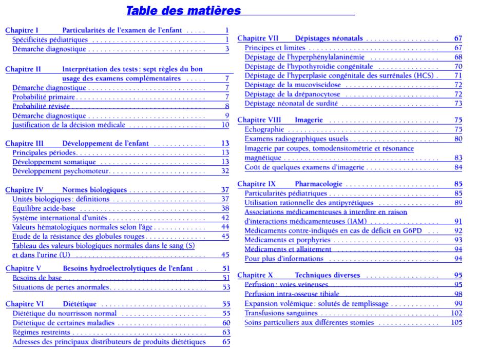 Pédiatrie en poche 6e édition - Jean-Louis Ployet