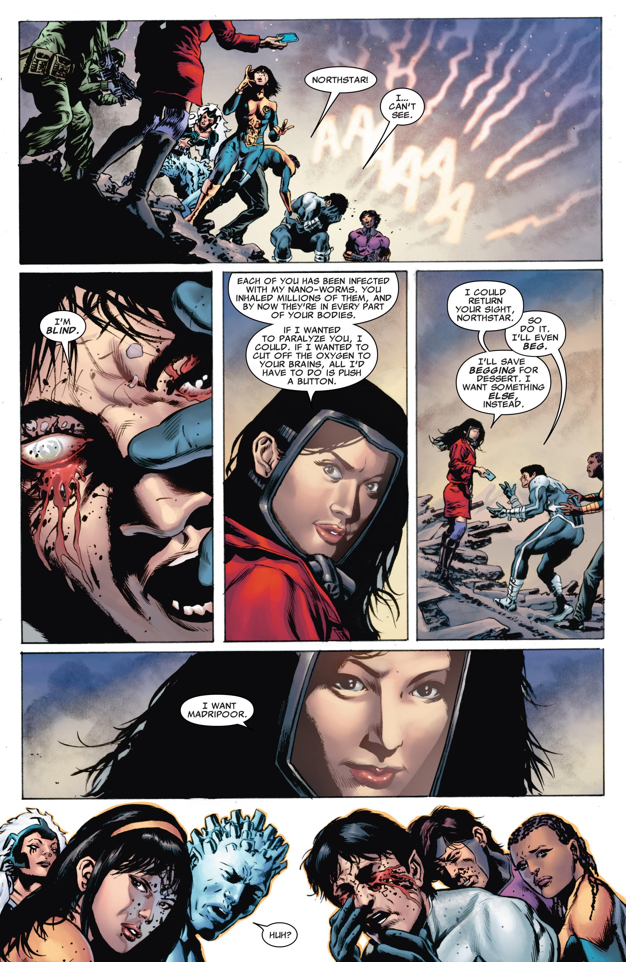 Read online Astonishing X-Men (2004) comic -  Issue #54 - 12