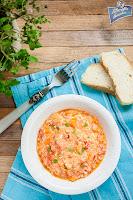 Jajecznica pomidorowa