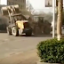 Clip สงครามรถตักดิน เรื่องจริงยิ่งกว่าฉากในภาพยนตร์ - Bulldozers Battle