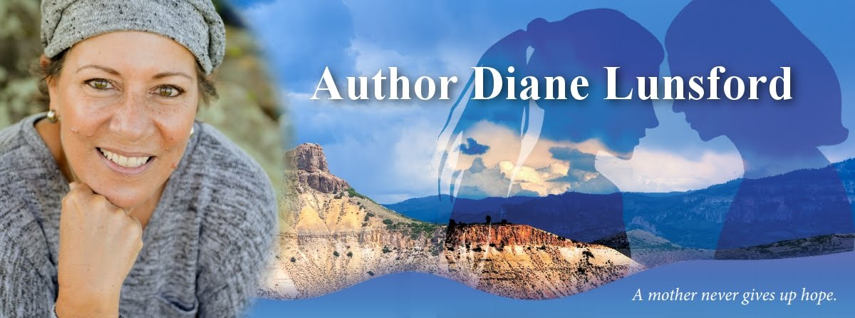 Author Diane Lunsford