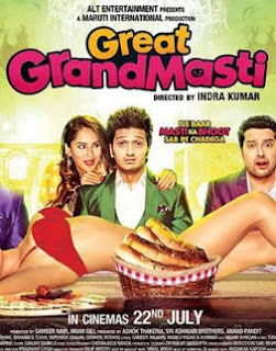 Great Grand Masti (2016) Hindi Movie NR-DVDRip 700MB