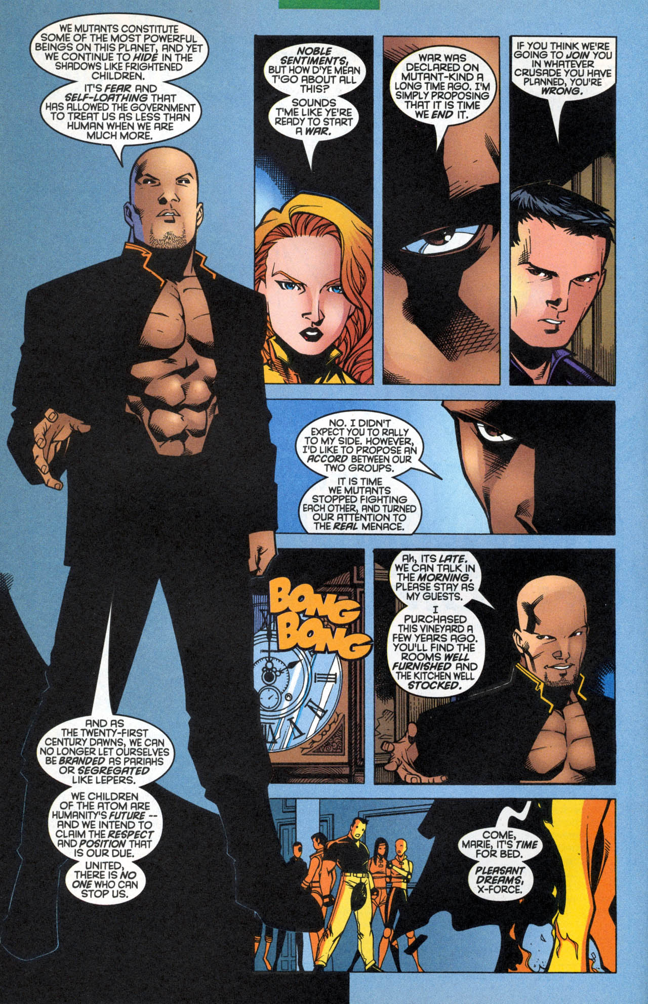 Read online X-Force (1991) comic -  Issue #88 - 13