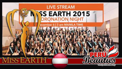 Live Stream Vea la final de Miss Earth 2015