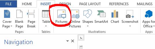 Cara cetak foto dengan MS Word