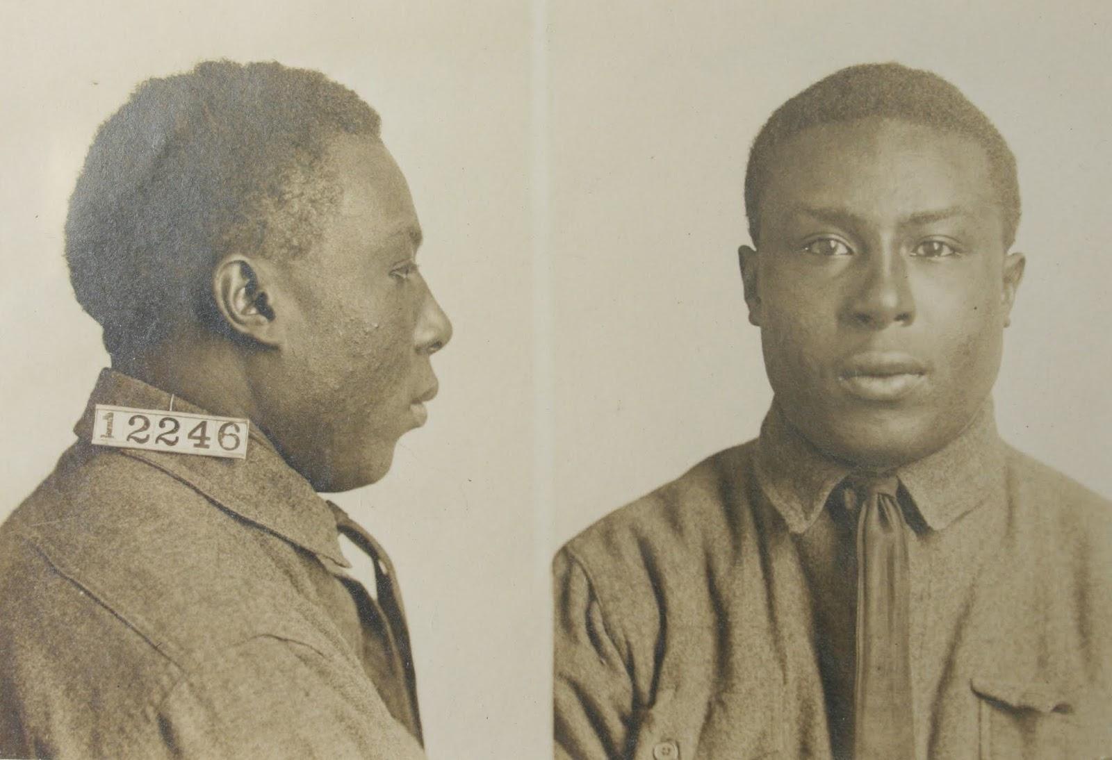 Criminal Genealogy: Pvt  Fred Brown: Houston, TX Riot 1917